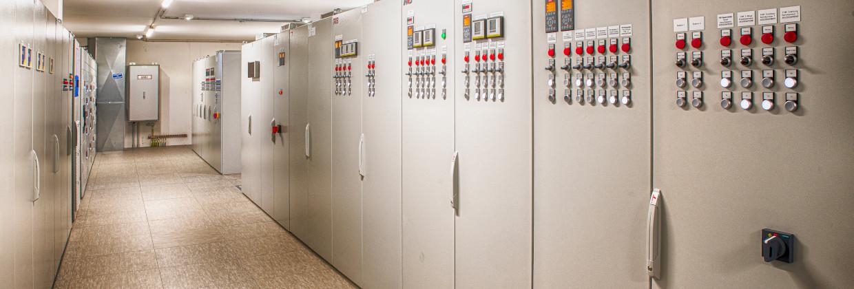 Elektroinstallation Industrie weltweit